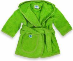 HAVLU Badjasje groen 0-12 maanden