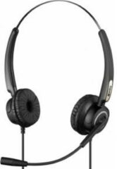 Zwarte Sandberg USB Office Headset Pro Stereo