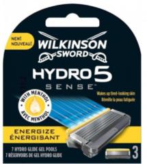 Wilkinson Hydro 5 Sense Jaardeal - 1 Houder + 36 Mesjes + 3 Scheergel