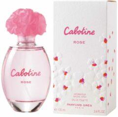 Parfums Gres Gres Eau De Toilette Cabotine Rose 100 ml - Voor Vrouwen