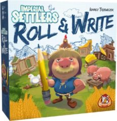 White Goblin Games dobbelspel Imperial Settlers: Roll & Write