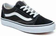 Zwarte Vans Old Skool - voorschools Schoenen