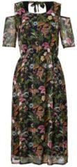 Rosa ROCKGEWITTER Kleid, mit verspielter Rückenlösung, Feminin, Kunstfaser