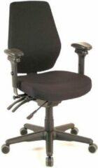Zwarte Desk4succes Bureaustoel Pescara