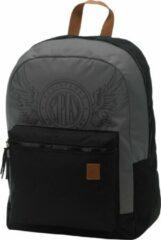 Replay Boys, Backpack D-Pack (Zwart/Antraciet)