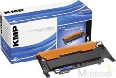 Zwarte KMP Toner Samsung CLT-K4072S black 1500 S. SA-T38 remanufactured