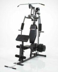 Grijze Hammer Fitness Hammer CALIFORNIA XP gym - incl. 60 kg gewichten