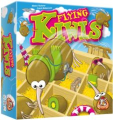 White Goblin Games kinderspel Flying Kiwi's
