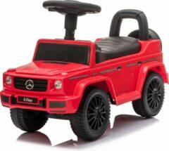 Rode Cabino Loopauto Mercedes Benz G-klasse Red