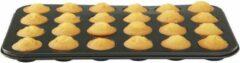 Zwarte Diamondheart Bakvorm voor Mini Cupcake 24 stuks met 90 Papiervormpjes
