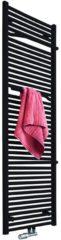 Ben Lineos handdoekradiator 178x60cm 1265W Zwart