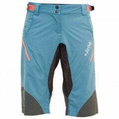 Dirtlej - Women's Trailscout Half & Half - Fietsbroek maat XL, blauw/grijs