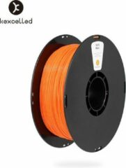 Kexcelled PLA Orange/oranje - ±0.03 mm - 1 kg - 1.75 mm - 3D printer filament