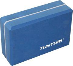 Tunturi yogablok 22,5 cm blauw