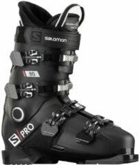 Zwarte Salomon S Pro 80 heren skischoenen