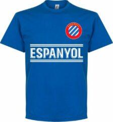 Retake Espanyol Team T-Shirt - Blauw - L