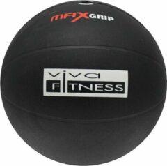 Vector X Medicijnbal Rubber Zwart 3 Kg