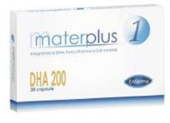 Enfarma Materplus 1 Integratore Alimentare 30 capsule molli