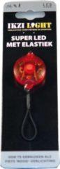 Ikzi Light Ikzi Lamp a Led - Achterlicht - Led - Accu/Batterij - Rood