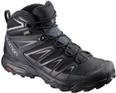 Salomon X Ultra 3 Mid GTX Men Herren Wanderstiefel Größe UK 10 black/india ink/monument