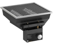 OneQ | gas barbecue Built-in Flame gas burner 30mBar | Gas BBQ