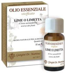 DR.GIORGINI SER-VIS Srl Dr. Giorgini Lime O Limetta Olio Essenziale 10ml