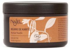 Najel Aleppo zeep Sheaboter vanille 100% natuurlijk (150 gram)