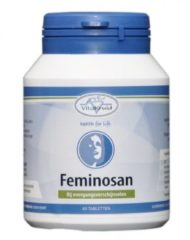 Vitakruid Feminosan Voedingssupplement - 60 tabletten