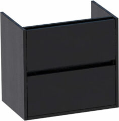 Sanituba NEXXT SMALL onderkast 60cm black wood