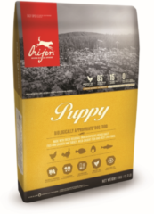 Orijen Whole Prey Puppy Kip&Kalkoen - Hondenvoer - 340 g