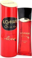 Lomani So In Love Eau De Parfum Spray 100 Ml For Women
