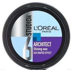 Afbeelding van L'Oréal Paris L'oréal Studio Line Architect Wax Pot Strong (75ml)
