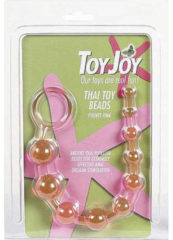 ToyJoy Thai Toy Beads - Anale Kralen - Roze - Ø 25 mm