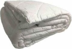 Witte Euro Comfort Bedding ECB Tweepersoonsdekbed - 200 x 200 cm - Katoen
