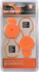 Travel Accessories Gepäckanhänger Samsonite orange