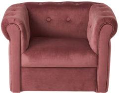 Khadija Kids stoel / Kinderstoel / velvet / fluweel / velours / roze / slaapkamer / kinderkamer / decoratie / meisjeskamer