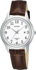 Bruine Pulsar PH7187X1 - Horloge - 30 mm - Bruin