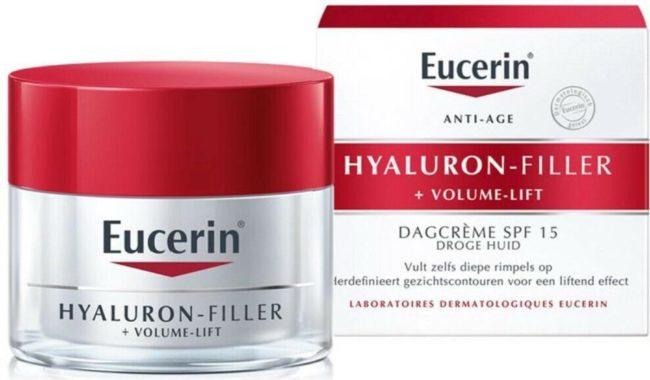 Afbeelding van Eucerin Hyaluron Filler Anti-Age Dagcreme SPF15 voor de droge huid