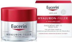 Eucerin Hyaluron Filler Anti-Age Dagcreme SPF15 voor de droge huid