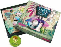 Coöperatief of competetief bordspel - [Marbushka] - Drip Drop - kinder en familie gezelschapsspel, Fairtrade