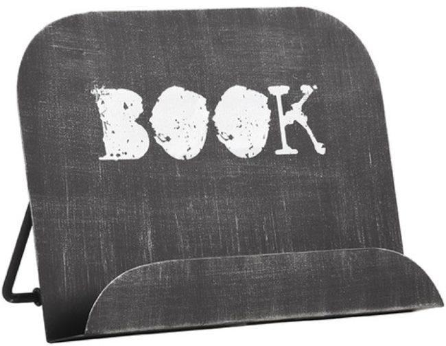 Afbeelding van LABEL51 - Kookboekstandaard - Antiek Zwart