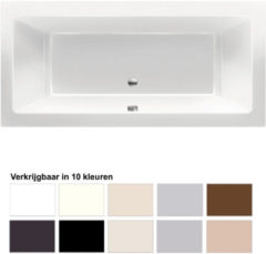 Beterbad Xenz Ligbad Xenz Society 200x90x50 cm Inbouw Acryl (Verkrijgbaar in 10 kleuren)