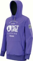 Paarse Picture Organic Clothing Picture Parker heren snowboardjas purple
