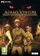 Iceberg Interactive Adam's Venture: The Search For The Lost Garden - Windows