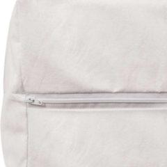 Creme witte Polydaun Evolon Matrashoes Anti-Allergisch - Anti-Huisstofmijt - Matrasbeschermer - 160x200x20 cm