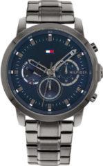Tommy Hilfiger TH1791796 Horloge - Staal - Grijs - Ø 46 mm