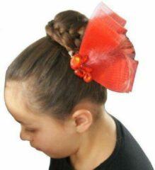 Jessidress Feestelijke haarclip met strass - Rood