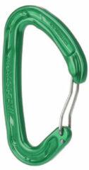 Wild Country - Helium 3.0 - Snapkarabiner maat Single, groen/olijfgroen