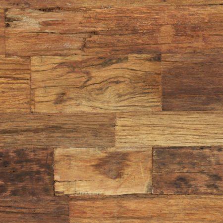 Afbeelding van Bruine VidaXL Salontafel 100x60x38 cm massief gerecycled bielshout