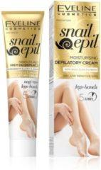 Eveline Cosmetics Snail Epil Moisturising Depilatory Cream 125ml.